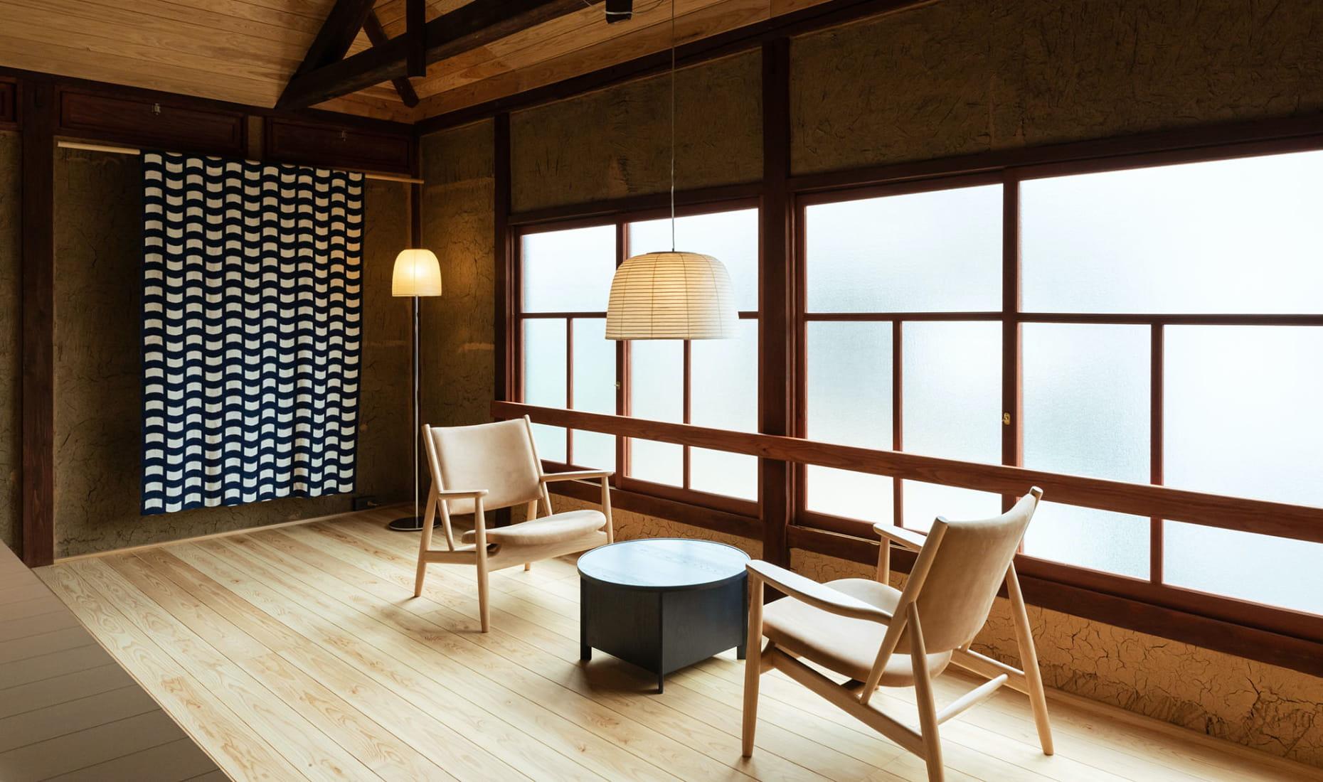 藍の部屋のイメージ写真